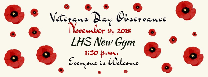 Veterans Day Observance