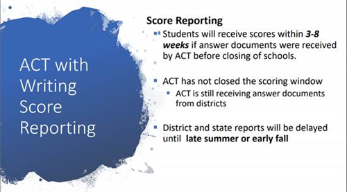 ACT Reporting 1