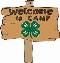 4-H Camp - Info & Forms