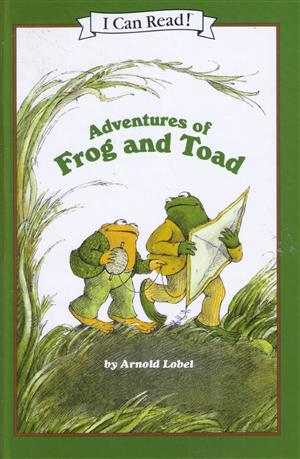 Adventures of Frog and Toad cover image