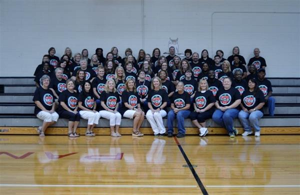 Faculty and Staff 2016-17