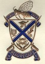 Beauregard High School Crest