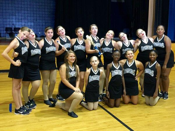 Smiths Station Junior High Pantherettes