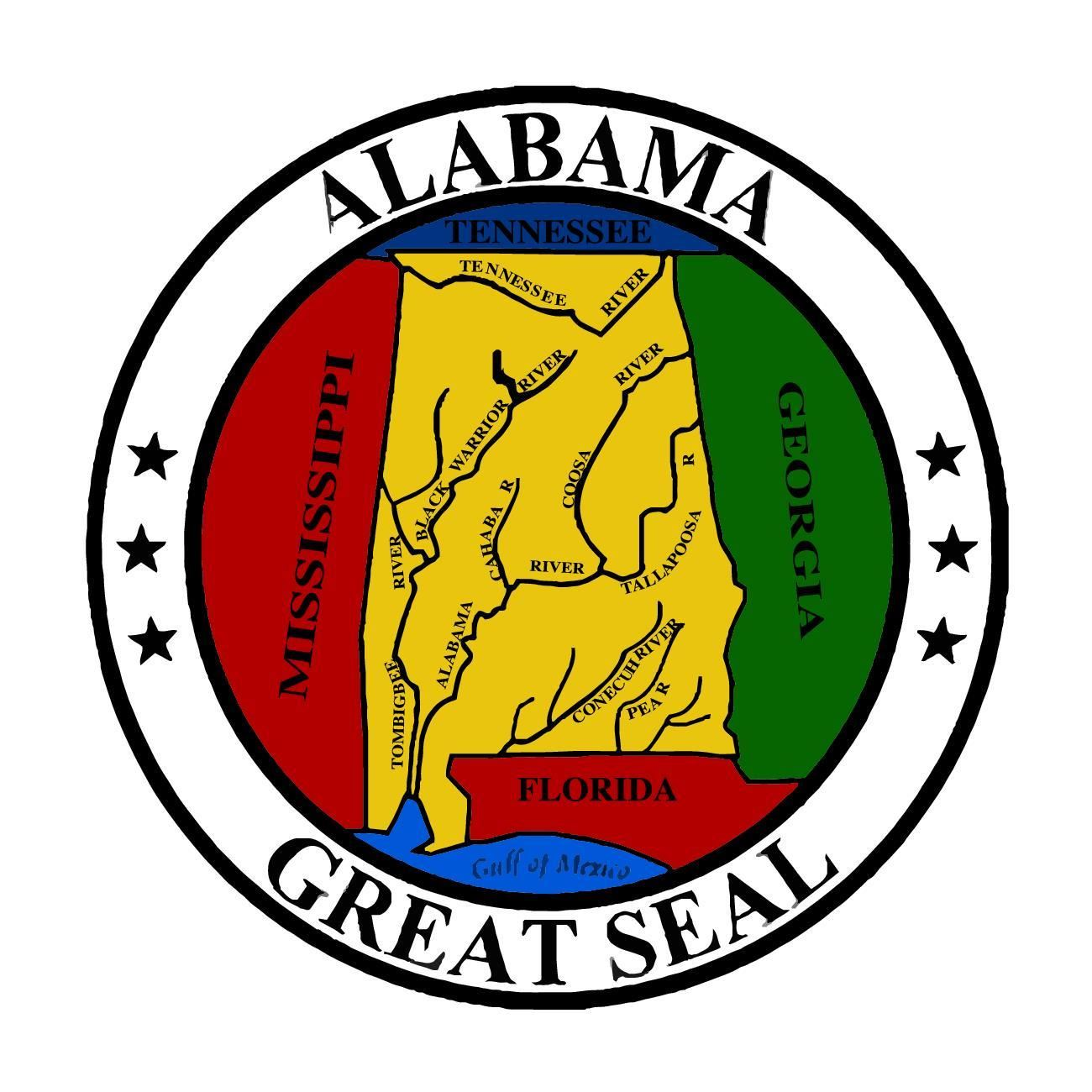 Great Seal of State of Alabama