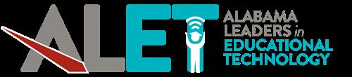 Alabama Leaders in Educational Technology (ALET) logo
