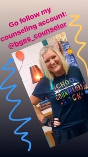 Mrs. Kirby, Counselor on Instagram