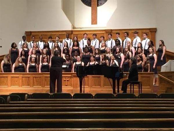 Beauregard Chorus Rates Superior