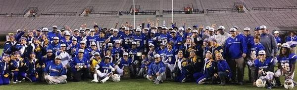 Beauregard wins Super 7 Class 5A State Championship