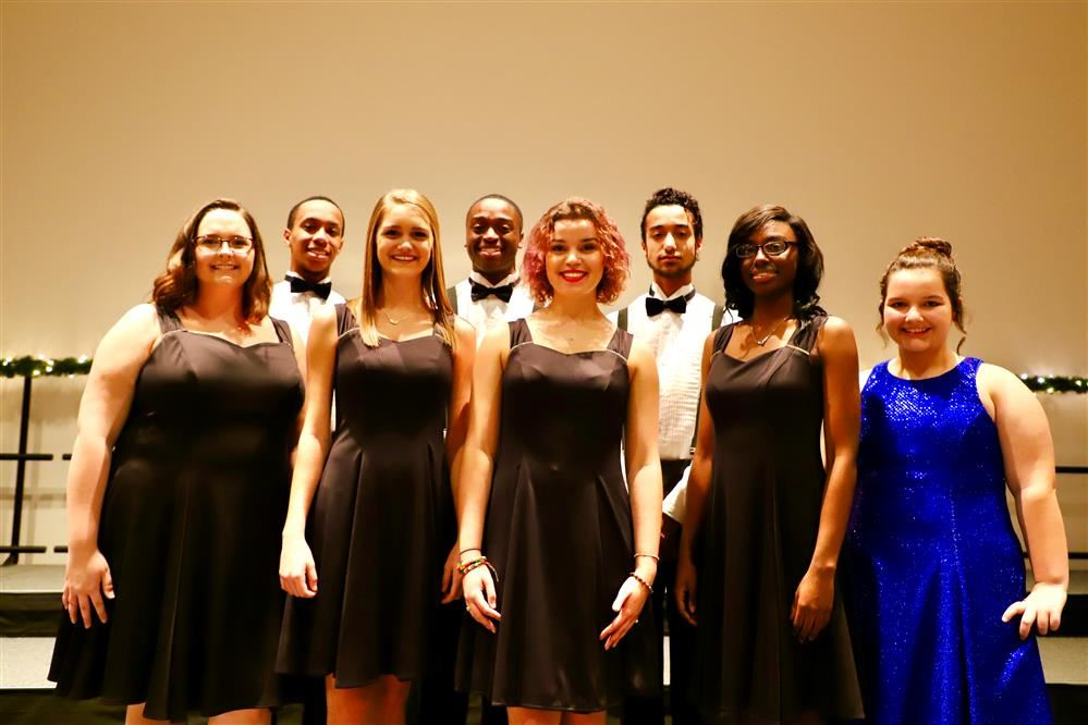 BHS Choral Students Selected to the All-State Chorus