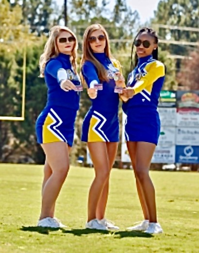 Beauregard High School Cheerleaders Selected As All Americans